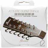 Set 12 Cuerdas Guitarra electroacustica o acustica, tono de rango completo con entonación precisa y gran proyección