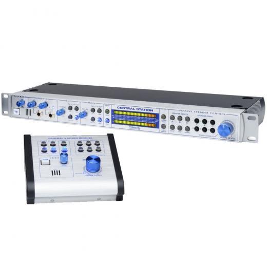 Controlador de monitoreo pasivo con cinco fuentes de E / S analógicas y digitales independientes y control remoto