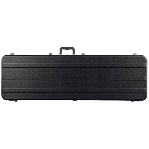 Case bajo profesional, forma maleta fabricado en material plástico ABS, relleno interior, además de revestimiento de felpa