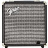 """Combo de bajo de 1 x 8"""" de 15w con ecualizador de 4 bandas, altavoz de 8"""" cerámico Fender Special Design."""