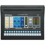 Mezclador de monitoreo personal 16 x 2 con limitador y ecualizador de 3 bandas por canal