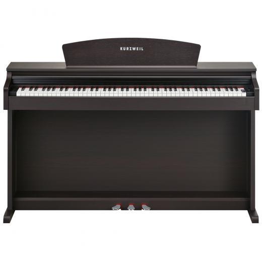 88 teclas con mecánica de martillo, ajuste de nivel requerido de sensibilidad, polifonía de 88 voces, 50 composiciones de piano de fama mundial integradas en la memoria interna