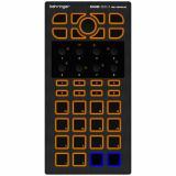 16 botones grandes estilo pad retroiluminados, Compatible con software de Native Instruments Traktor, Serato Scratch Live, Ableton Live y cualquier otro programa compatible con MIDI