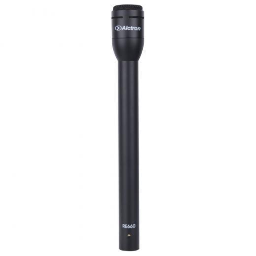 Diseñado para aplicaciones portátiles de entrevistas y presentaciones, capsula omnidireccional, ofrecer un tono nítido y claro en la mayoría de las condiciones.