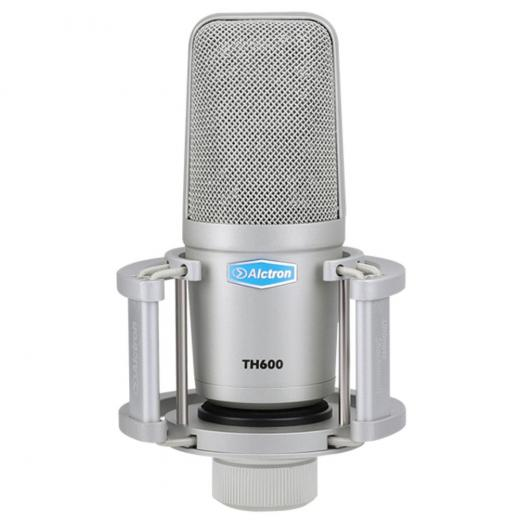 Cápsula de condensador de diafragma grande de 34 mm, claridad y calidad de tono transparente, diseñado para grabación profesional y aplicaciones, respuesta de frecuencia: 20 Hz-20 kHz