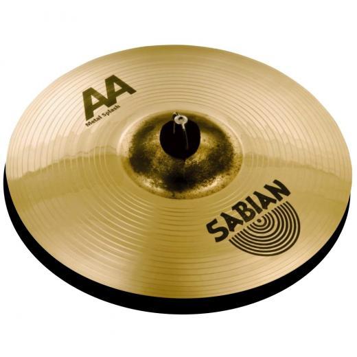 """Hi-Hats 14"""" fabricado en bronce B20 con acabado tradicional, Estilo Vintage y Sonido brillante"""