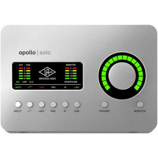 Interfaz de audio USB-C, 2 entradas / 4 salidas, 2 preamplificadores Unison, Premium Plug-in Suite, and Realtime Analog Classics Plug-in Package, PC AAX 64, VST, AU, RTAS