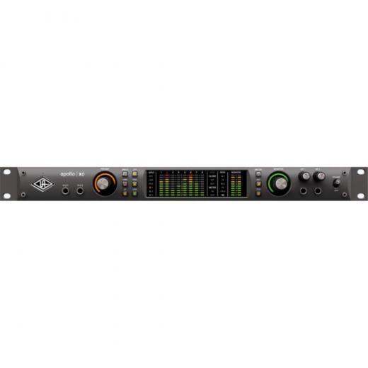 Thunderbolt 3, 16 entradas / 22 salidas, 24 bits / 192 kHz, 2 preamplificadores Unison, compatibilidad con LUNA, Premium Plug-in Suite, y Realtime Analog Classics Plus Plug-in Package, Mac / PC AAX 64, VST, AU, RTAS