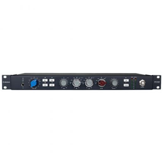 Amplificador de micrófono de un solo canal, función EQ, Respuesta de frecuencia: 20 Hz-20 kHz