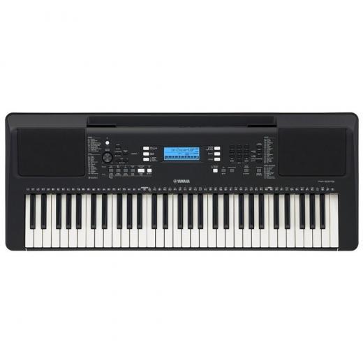 """Teclado Arreglador portátil de 61 teclas con 622 voces, USB para alojar audio y MIDI, entrada AUX de 1/8"""" y Yamaha Education Suite"""