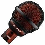 Micrófono dinámico cardioide específicamente diseñado para armónica. 140dB SPL, 50Hz - 16kHz, hecho en USA.