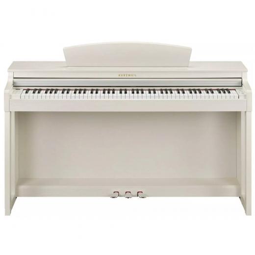 88 teclas con mecánica de martillo, ajuste de nivel requerido de sensibilidad, polifonía de 128 voces, 50 composiciones de piano de fama mundial integradas en la memoria interna