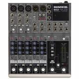 Mezclador analógico de 8 canales con 3 preamplificadores de micrófono 8 entradas de línea de alto margen, Rango dinámico de 130dB