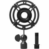 """Amortiguador de suspensión, compatible con amplia gama de micrófonos de condensador, rosca de 5/8"""", construcción liviana y totalmente metálica"""
