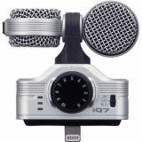 Cápsula de micrófono giratoria, para iPad, iPhone y iPod Touch, Conector Lightning, puede manejar altos niveles de presión sonora de hasta 120 dB sin saturación