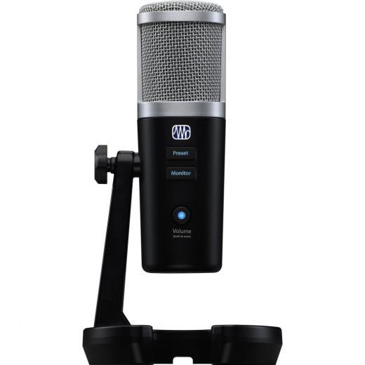 Micrófono USB para Streaming y Podcasts Para computadoras y dispositivos móviles, función de bucle invertido para grabar invitados VoIP, 3 modos de grabación para cada necesidad