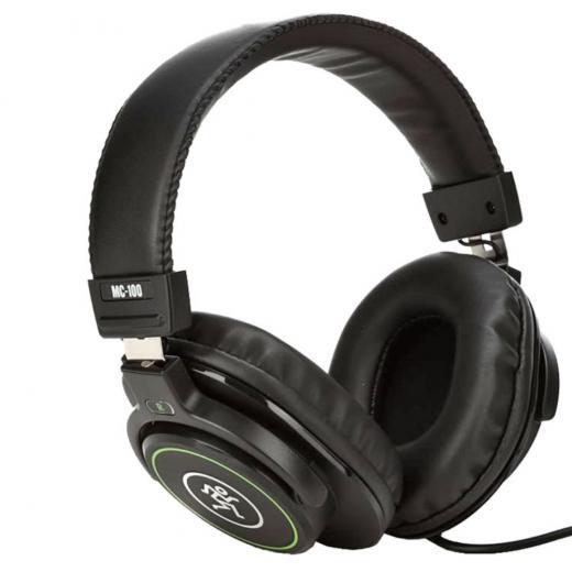 Audifonos cerrados con diadema acolchada y las almohadillas ergonómicas aumentan la comodidad para largas sesiones de escucha, Tamaño del controlador 40 mm, Respuesta frecuente 15 Hz-20 kHz