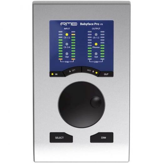 Interfaz de audio USB de 12 entradas / 12 salidas con reloj de femtosegundos, AD / DA de 24 bits / 192 kHz, 2 preamplificadores de micrófono, E / S digital, MIDI, DSP