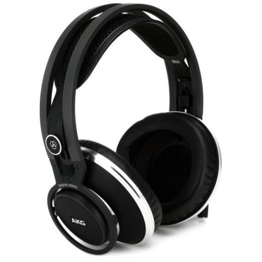 Audifonos circumaurales con respaldo abierto, respuesta de frecuencia de 5Hz-54kHz, Sonido rico y potente de controladores grandes de 53 mm