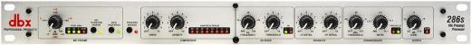 Procesador preamplificador de micrófono / calidad de estudio, compresión dbx clásica, programa de adaptación / Gate Expander
