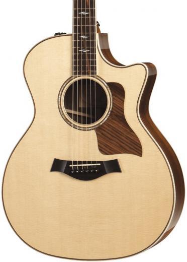 Guitarra Electroacústica Serie 800
