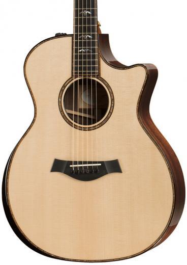Guitarra Electroacústica Serie 900