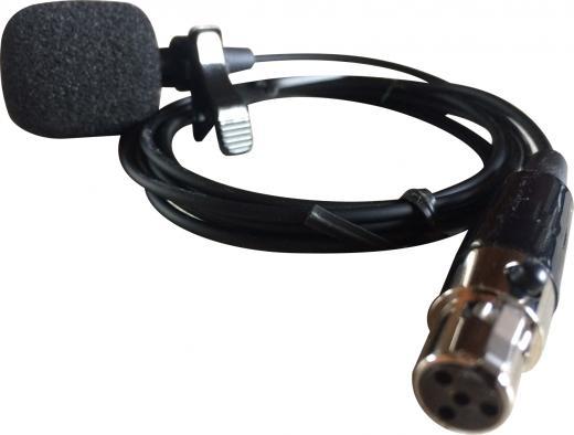 Microfono Inalambrico de solapa compatible con la serie Radius