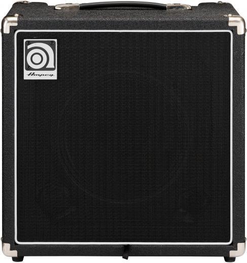 """Amplificador Combo Bajo 35W 1 x 10"""" con Eq de 3 bandas, Entrada Aux, Salida de auriculares, Preamp Solid-state"""