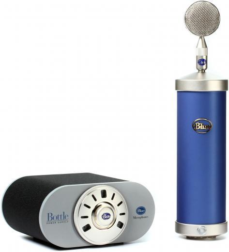 Micrófono condensador a tubo multipatrón, con cápsula intercambiable. Viene con la cápsula B6, fuente de alimentación externa y case SKB. 134dB SPL, 20Hz - 20kHz.