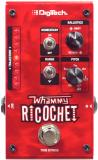 Pitch Shift para Guitarra sin pedal, Siete selecciones de tono: 2º, 4º, 5º, 7º, Octave, doble octava, y Octave en seco