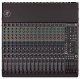 Mezclador analógo de 16 canales con 16 preamplificadores de micrófono Onyx, 4 envíos Aux por canal, 4 buses de mezcla y 8 salidas directas