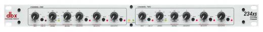 Crossover de 2, 3 (Stereo) y 4 vías (mono) con filtros de precisión y conexión balanceada.