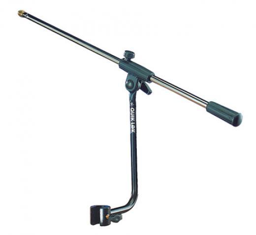 Clamp Atril microfono con boom