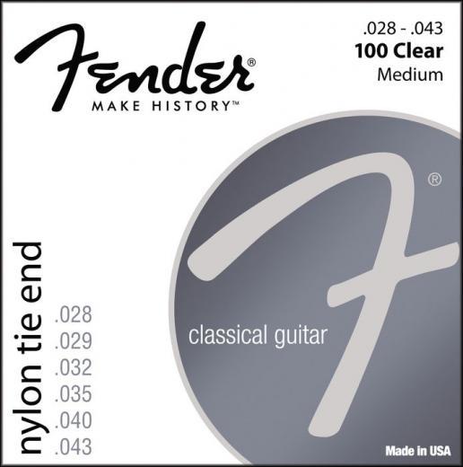 Set Cuerdas Nylon para Guitarra