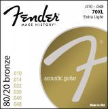 Set Cuerdas Bronze Guitarra Electroacustica