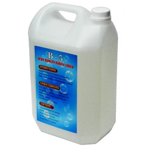 Liquido de Burbujas 5 Lts