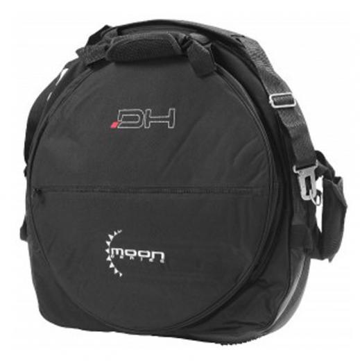 Bolso para platillos Die Hard Serie Moon, construido en polyester de 420D a prueba de rasgones y resistente al agua. Acolchado de 30 mm.