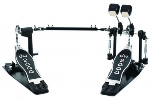 Pedal de Bombo Doble Serie 2000