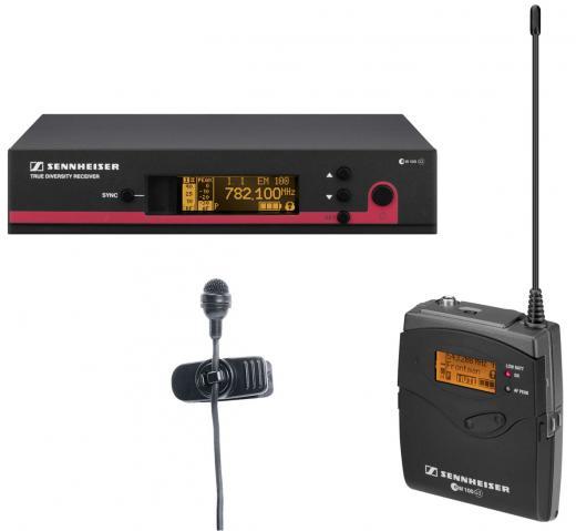 Sistema Inalambrico de Solapa/Lavalier UHF