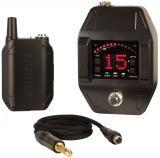 Sistema inalámbrico digital GLX-D con cable de guitarra WA305, transmisor de cuerpo GLXD1 y receptor de pedal de guitarra GLXD6 - 2.4 GHz