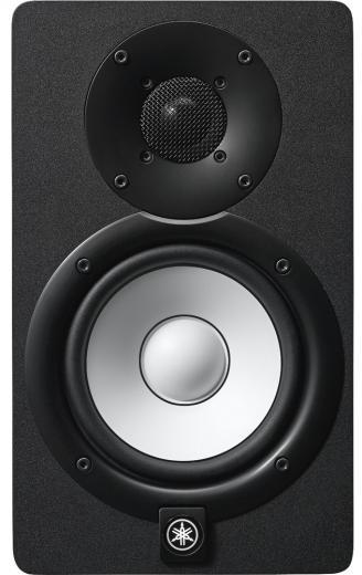 """Monitor de estudio bidireccional de 70 W de potencia, woofer de 5"""" y tweeter de 1"""", controladores de alto rendimiento y sistema de montaje"""