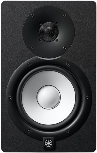 """Monitor de estudio bidireccional de 95 W de potencia, woofer de 6.5"""" y tweeter de 1"""", controladores de alto rendimiento y sistema de montaje"""