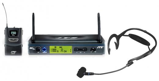 Sistema Inalambrico Cintillo UHF