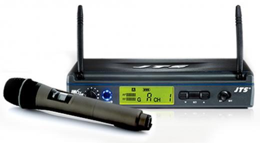 Sistema Inalambrico de Mano UHF