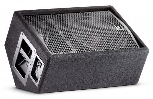 """Monitor de piso de 12"""", de dos vías diseñado específicamente para aplicaciones en etapas de sonido en directo."""