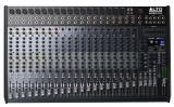 18 entradas XLR con preamplificadores de micrófono DNA ™, compresión dinámica (canales 1-8) y ecualizador de 3 bandas