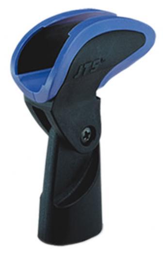 """Sujeción segura del micrófono, Compatible con hilo de 5/8""""-27, Adaptador de hilo adicional para hilo de 3/8"""" -16."""
