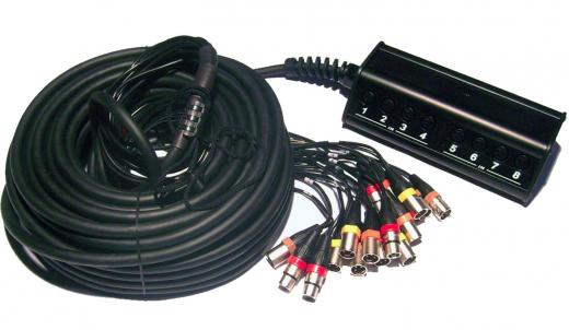 Cable Multipar 12x4 30 Mts