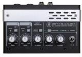Preamplificadores de microfono emblemáticos Onyx, convertidores Cirrus Logic® AD / DA, DI incorporados, grabacion con latencia cero