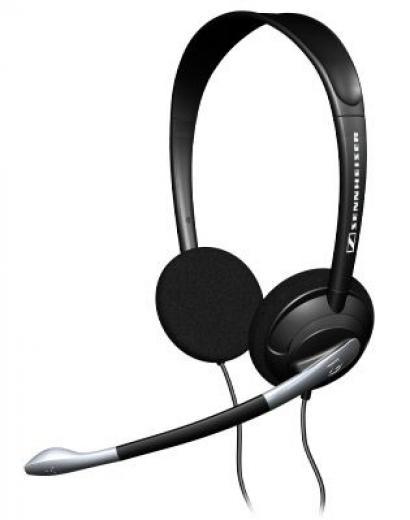 Diadema ajustable, almohadillas confortables, Micrófono antirruido, Plug and play vía tarjeta de sonido (doble toma jack 3.5mm).